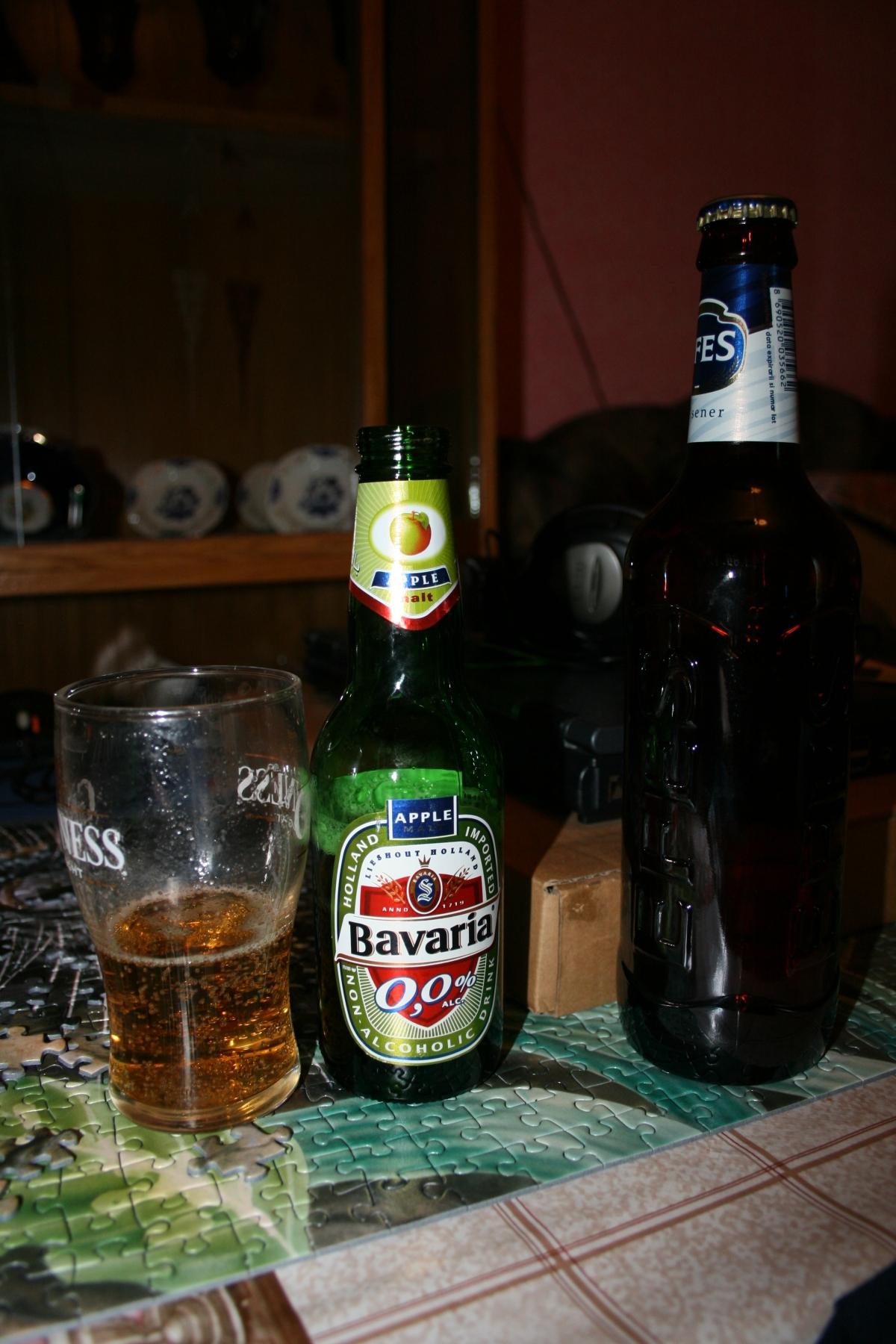 bavaria apple beer