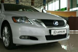 Lexus hibrid