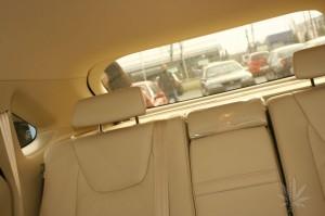 Lexus RX 450H bancheta