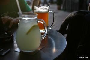limonada si bere nefiltrata