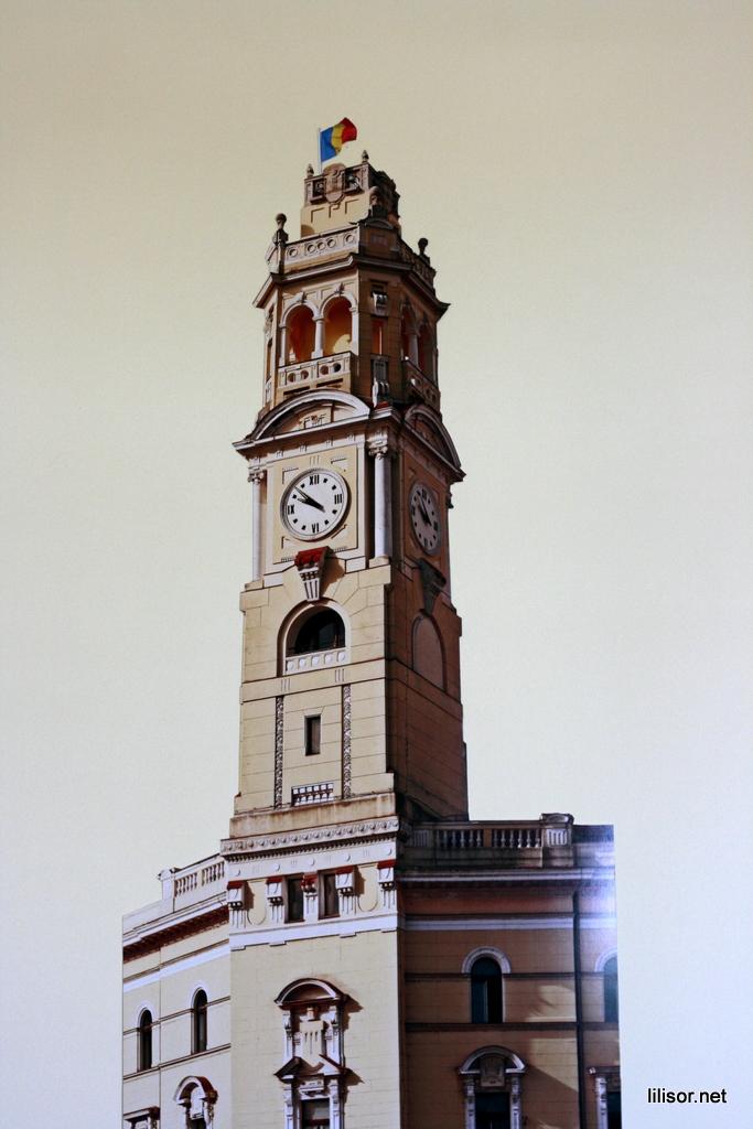 poze din turnul primariei
