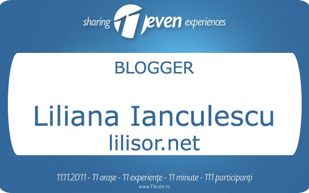 Badge 11even Lilisor.net
