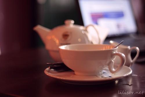set de ceai
