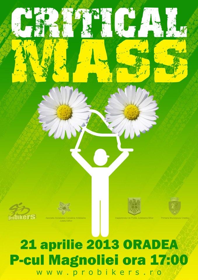 critical mass oradea 2013