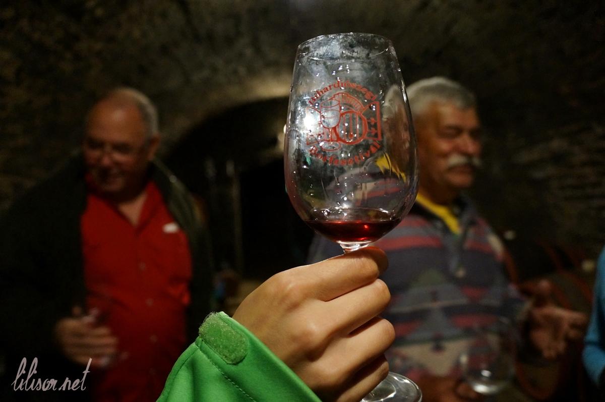 cupaj vin rosu