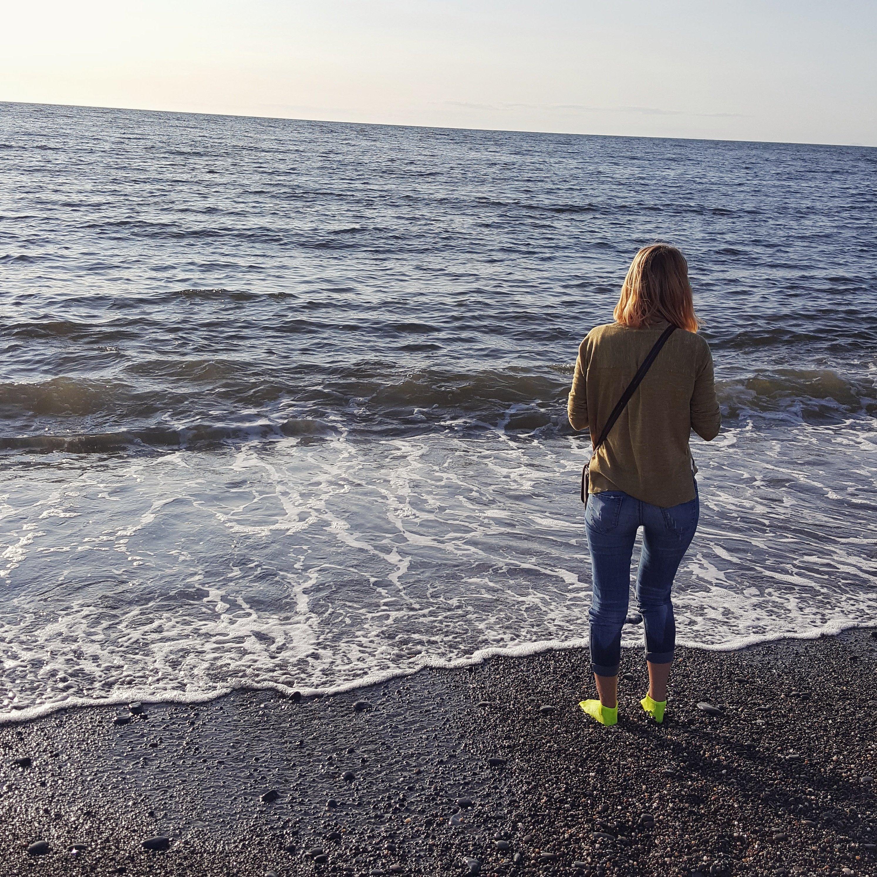 Prima dată când am văzut marea