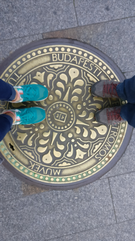 La plimbare prin Budapesta