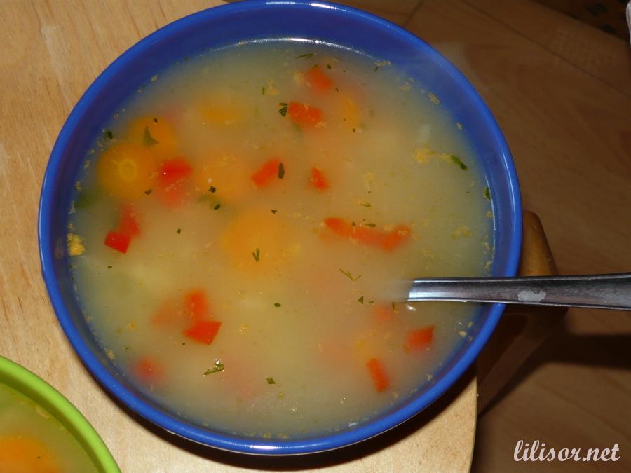 supa din carne de miel