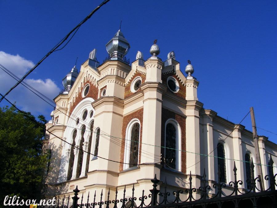 Sinagoga Mare Ortodoxa Oradea