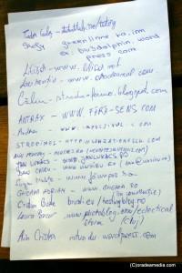lista participantilor