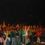 Multimea nebuna la Oradea