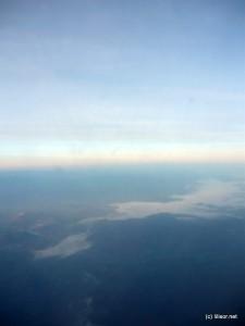ceata peste munti