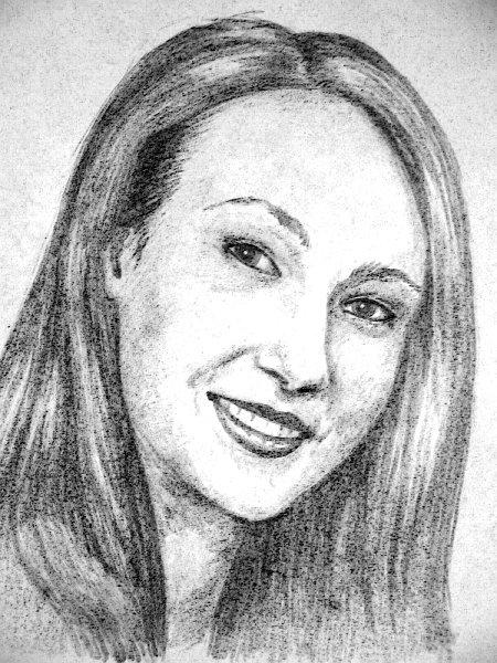 liliana portret