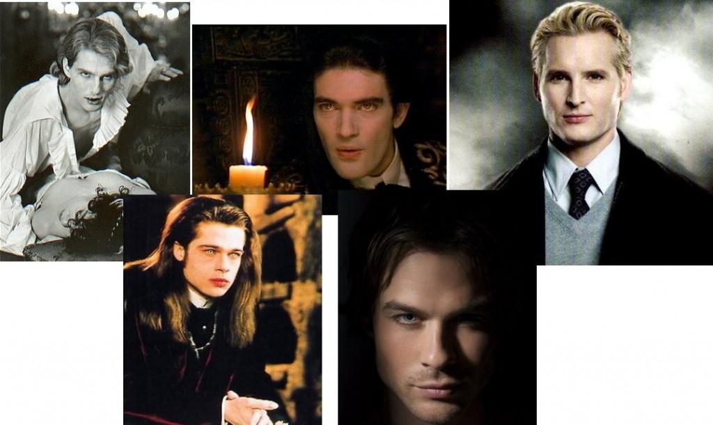 vampiri celebri