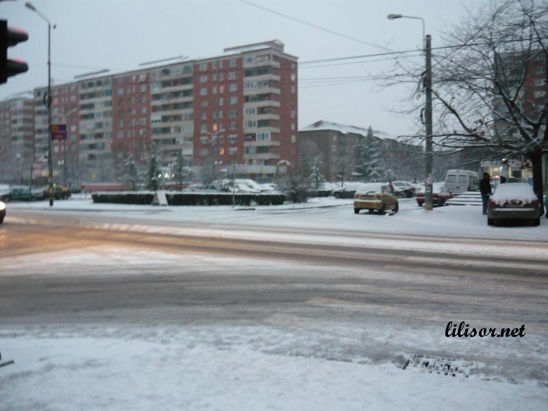 intersectie moldovei cu transilvaniei Oradea
