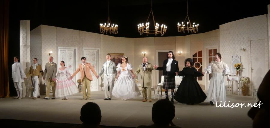 teatru in Oradea
