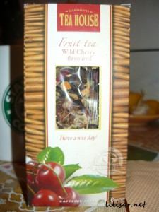 ceai de cirese