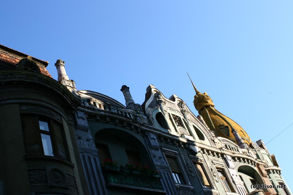 cladiri frumoase din oradea