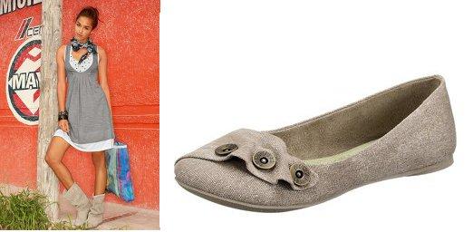 rochie pantofi