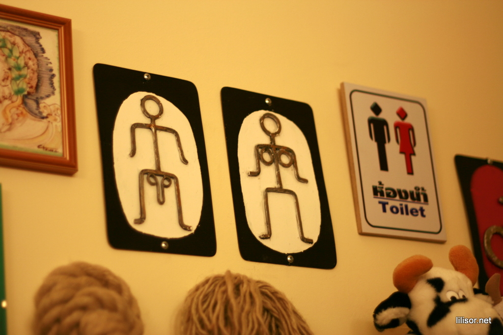 semn de toaleta