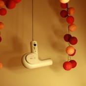 toaleta femeilor: uscatorul de par si ghemotoacele de goblen