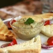 salata de vinete in lactobar retro bistro