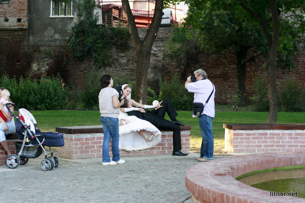 cum sa stai la poza la nunta