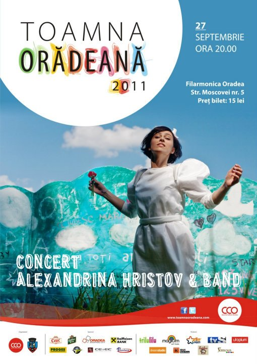 alexandrina hristov toamna oradeana 2011