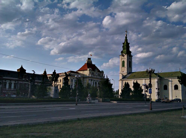HDR primaria oradea biserica sf ladislau