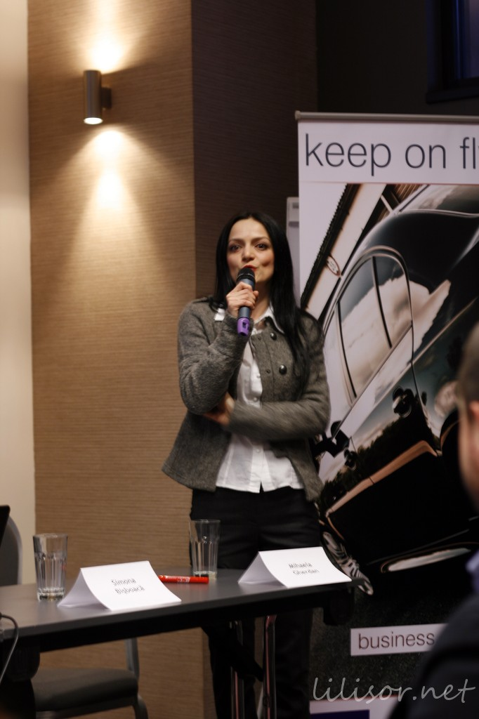 Mihaela Gherdan