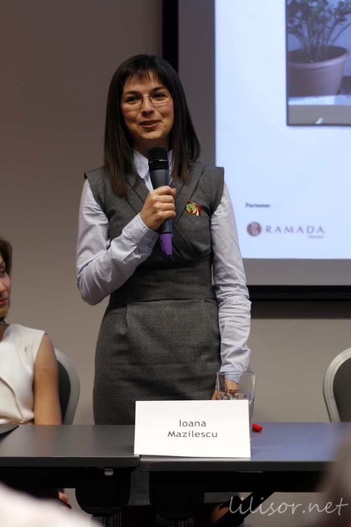 ioana mazilescu