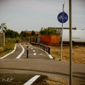 pista biciclisti oradea