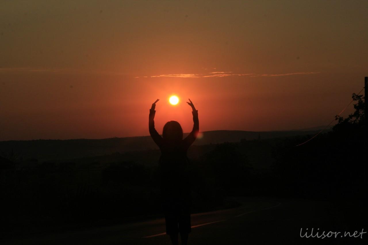 cu soarele in brate