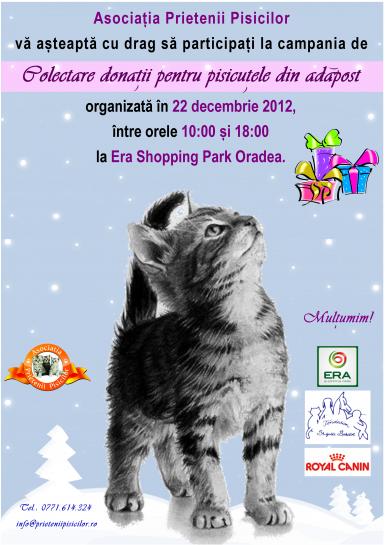 campanie-colectare-donatii-pentru-pisicute-era-shopping-park
