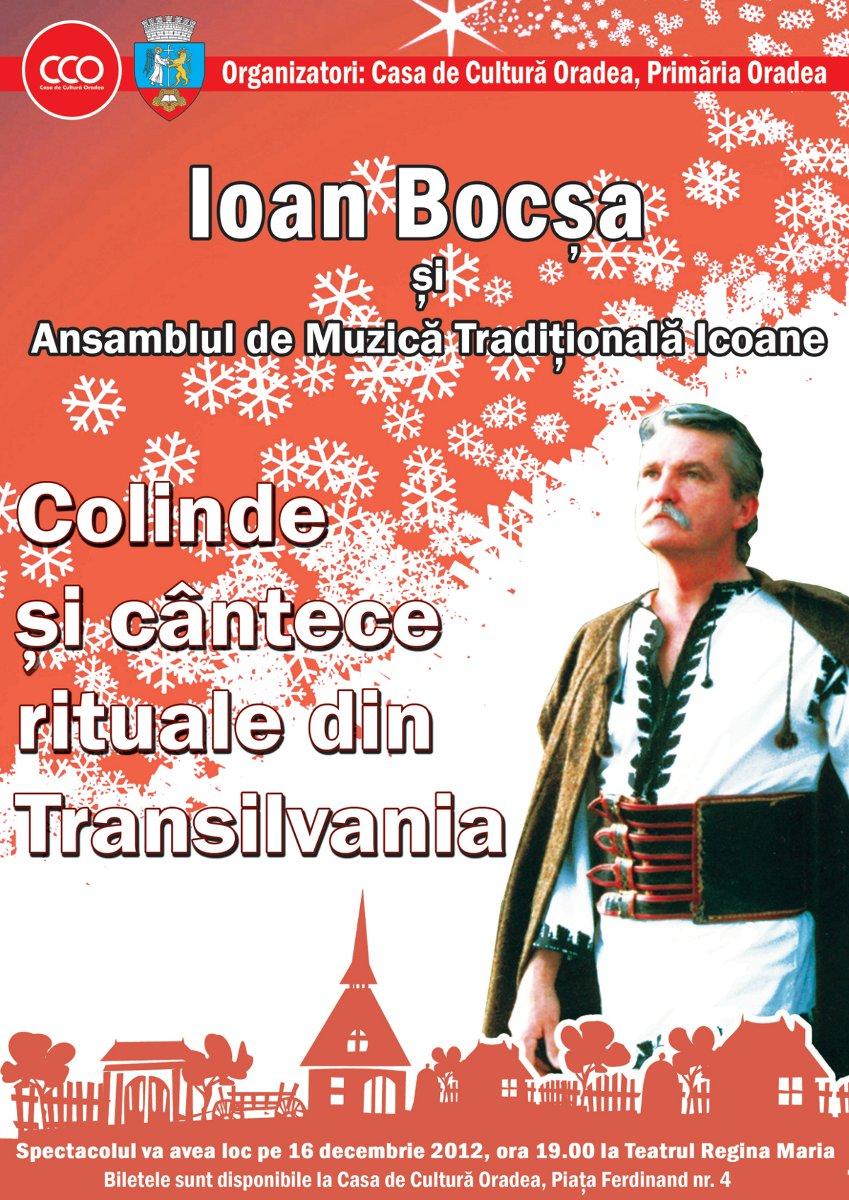 concert ioan bocsa