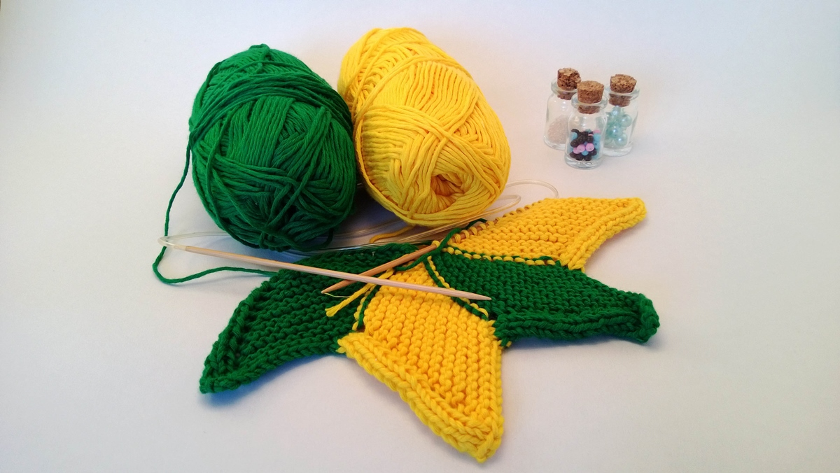 steluta tricotata