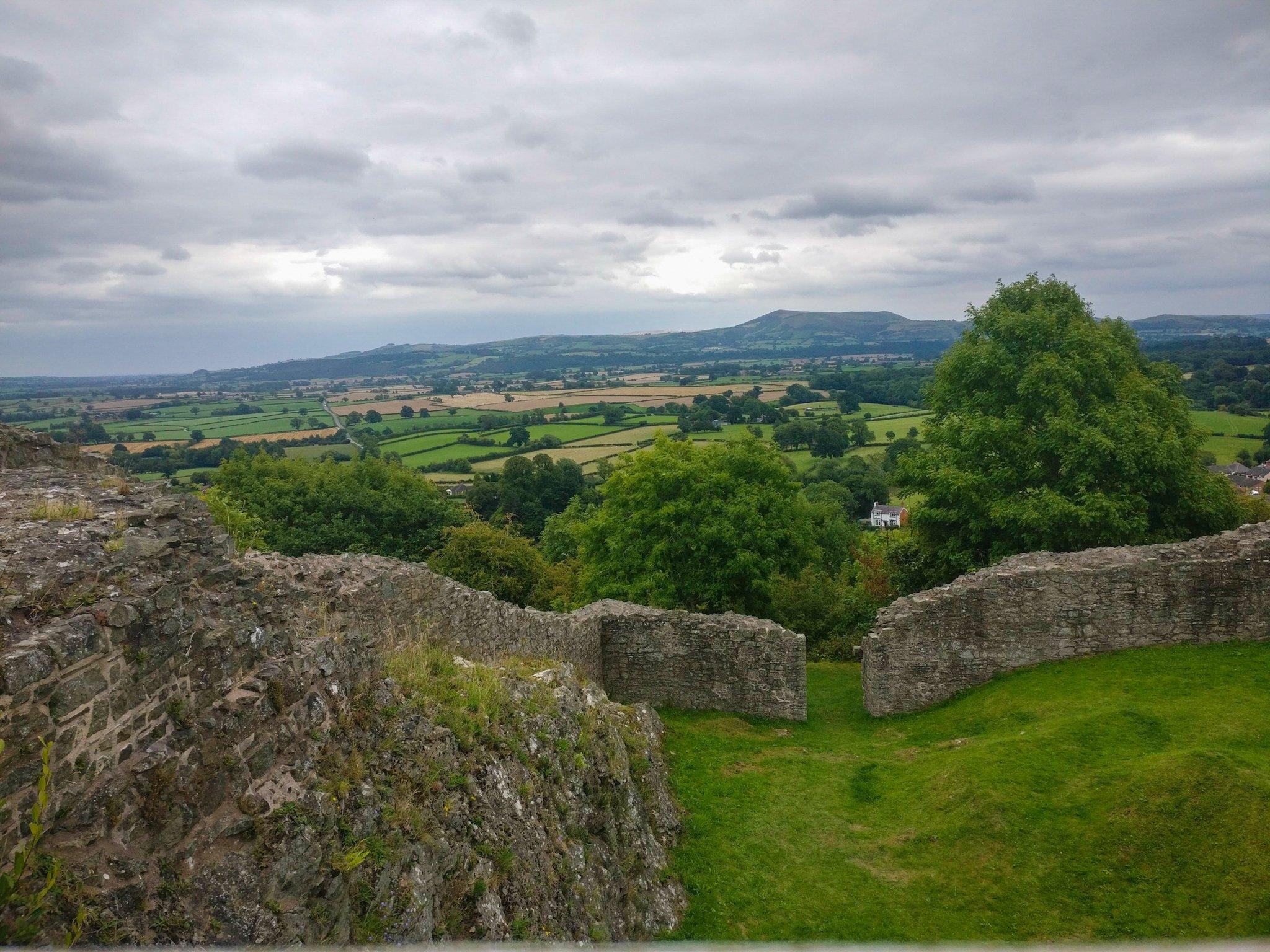 Peisaj din Wales